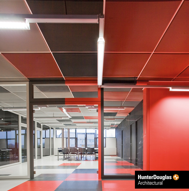 Stretch Metal Ceilings