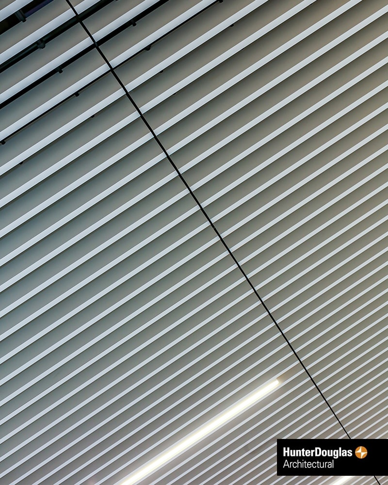 Grill Ceiling Cell Hunter Douglas Architectural