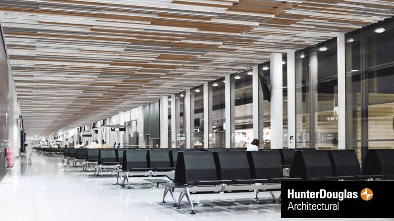 Combi-Line ceiling