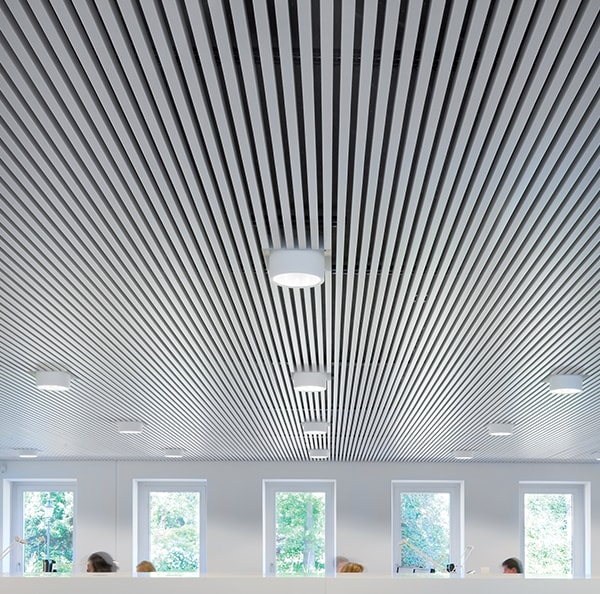 Interior Metal Ceilings