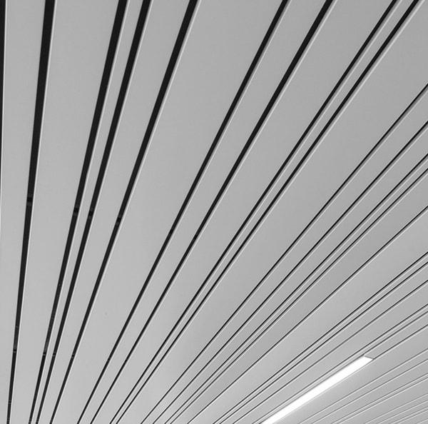 interior metal ceilings hunter douglas