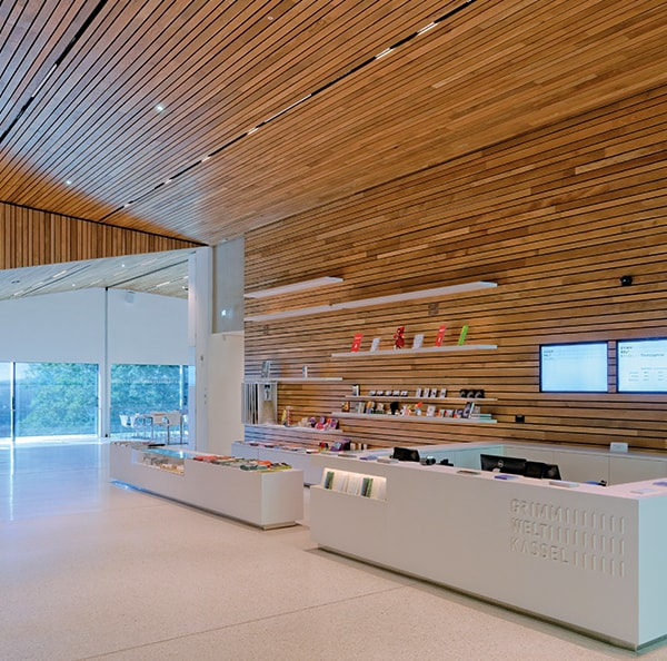 Interior Wood Ceilings Hunter Douglas