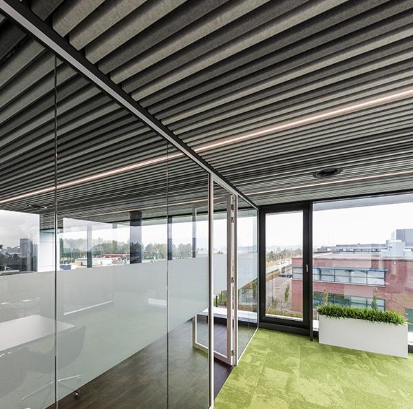 Textile Ceilings