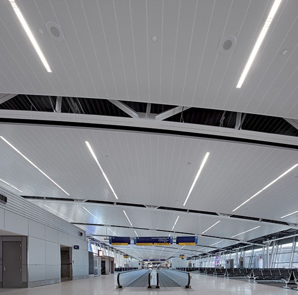 Wide Panel Ceilings
