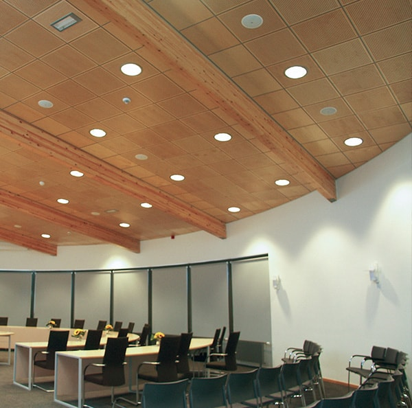 canada club ibbc tiles ceiling wood panels