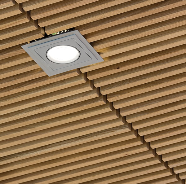 Interior Wood Grill Ceilings Hunter Douglas
