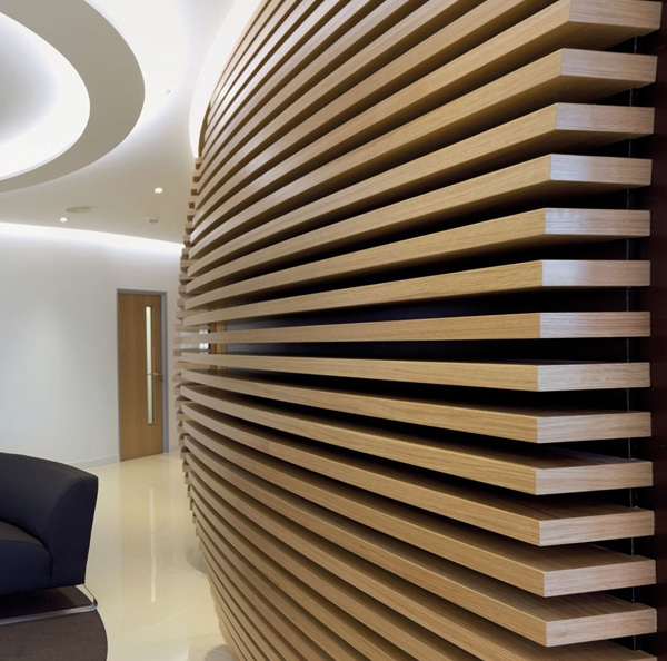 Wooden Walls Create A Great Acoustical Value For Buildings
